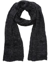 Tommy Bahama - Chunky Knit Wool Blend Wrap Scarf - Lyst
