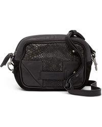 Liebeskind Berlin - Portland Patchwork Leather Crossbody Bag - Lyst
