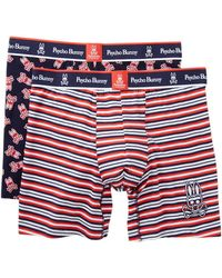 Psycho Bunny | Two Piece Boxer Brief Gift Set | Lyst