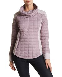 The North Face - Thermoball Quilted Pullover - Lyst