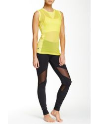 Electric Yoga - Mesh Trim Legging - Lyst