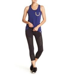Body Glove - Solid Flow Capri Leggings - Lyst