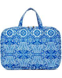 Kestrel - Bandana Weekend Organizer Bag - Blue - Lyst