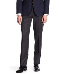 """Brooks Brothers - Classic Fit Wool Pants - 30-34"""" Inseam - Lyst"""