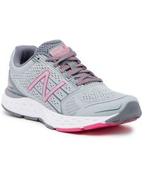 New Balance - 680v5 Running Sneaker - Wide Width Available - Lyst