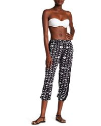 Dolce Vita - Patterned Lounge Trousers - Lyst