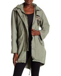 ARRIVE - India Embroidered Patch Utility Jacket - Lyst