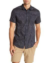 Billabong - Sunday Floral Print Tailored Fit Woven Shirt - Lyst