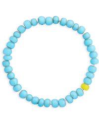 George Frost - Beaded Bracelet - Lyst
