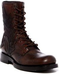 Frye - Folsom Combat Boot - Lyst