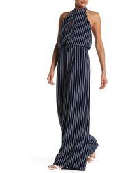 Sugarlips - Decked Stripe Jumpsuit - Lyst