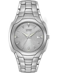 Citizen - Men's Eco-drive Stainless Steel Watch, 38mm - Lyst