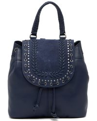 Lucky Brand - Kady Leather Backpack - Lyst