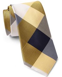 Tommy Hilfiger | Silk Huge Buffalo Tie | Lyst