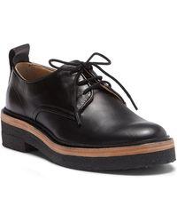 Rag & Bone - Victor Leather Platform Derby - Lyst