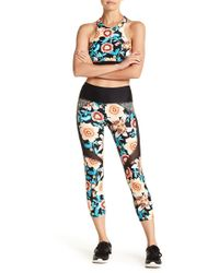 f767aaf694 Body Glove - Ambrosia Propel Capri Leggings - Lyst