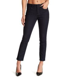 NYDJ - Alina Convertible Ankle Jeans (petite) - Lyst
