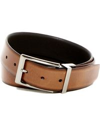 Boconi - Harrison Reversible Leather Belt - Lyst