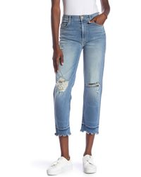 Mother Maverick Chew Jeans