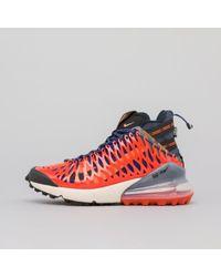 95929a9e6f8 Lyst - Nike Sb Stefan Janoski Max Black  Blue Void for Men - Save 1%