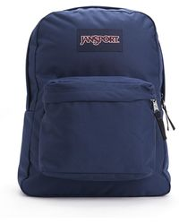 Jansport - Superbreak/navy - Lyst