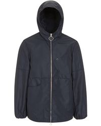 Acne Studios - Motion Hooded Jacket - Lyst