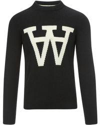 WOOD WOOD - Yale Sweater - Lyst