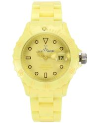 Toy Watch - Monochrome Yellow - Lyst