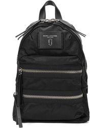 Marc Jacobs - Nylon Biker Mini Backpack - Lyst