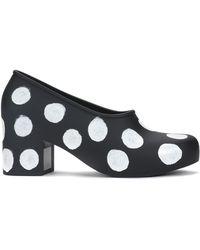 Comme des Garçons - Polka Dot Court Shoes - Lyst