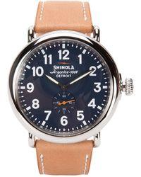 Shinola - Runwell Sub Second 47mm - Lyst