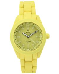 Toy Watch - Velvety Lime - Lyst