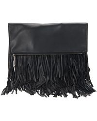 Elizabeth and James - Andrew Fold Over Clutch - Lyst