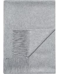N.Peal Cashmere - Woven Cashmere Shawl - Lyst