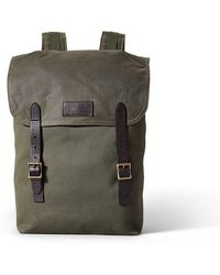 Filson - Wide Loose Backpack - Lyst