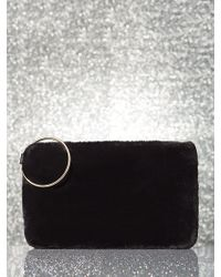 New York & Company - Faux-fur Pochette - Lyst