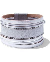 New York & Company - 9-piece Bangle Bracelet Set - Lyst