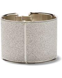 New York & Company - Glitter Cuff Bracelet - Lyst