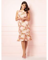 New York & Company - Eva Mendes Collection - Consuela Sheath Dress - Lyst