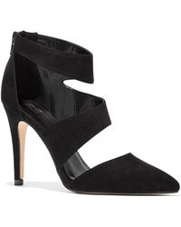 New York & Company - Strappy Pointed-toe Pump - Lyst
