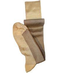 VK Nagrani - Over The Calf Cotton Birdseye Socks - Lyst