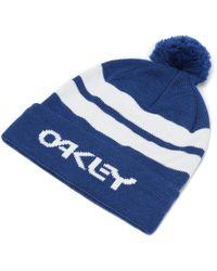 01a7aadd75245 Lyst - Adidas Originals Keystone Ii Beanie in Blue for Men