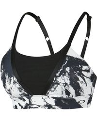 Oakley - Sessions Printed Bra - Lyst