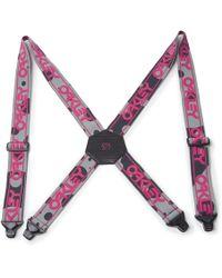 Oakley - Factory Suspenders Jeff Staple - Lyst
