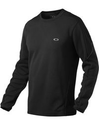 Oakley - Fp Tech Fleece Crew - Lyst