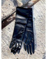 OAK - Womens Long Glove - Lyst