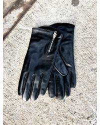 OAK - Womens Zip Back Glove - Lyst