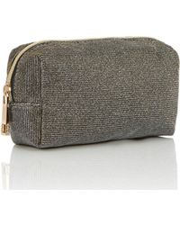 Oasis - Glitter Cosmetic Case - Lyst