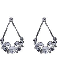 Oasis | Crystal Cluster Drops | Lyst