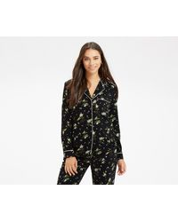 Oasis - V&a Pyjama Jacket - Lyst